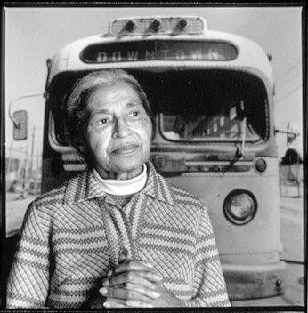the influence and significance of the 1955 rosa parks incident in montgomery alabama Rosa parks's symbolic bus ride, 1956 made famous by rosa parks's refusal to give her seat to a white man, the montgomery bus boycott was one of the defining events of the civil rights movement beginning in 1955, the 13-month nonviolent protest by the black citizens of montgomery aimed to desegregate the city's public bus system, montgomery.