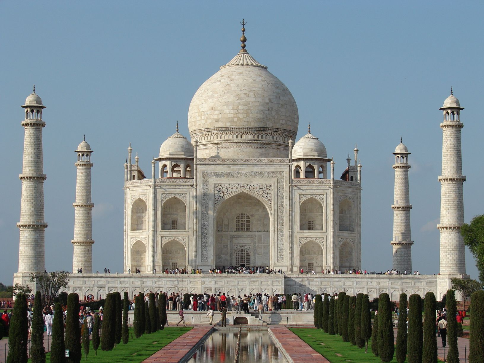 Le taj mahal for Architecture orientale