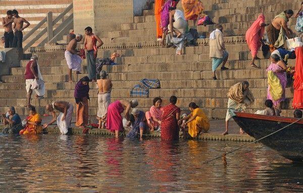 Sept rivières sacrées de l inde parmi tous les fleuves de l inde on