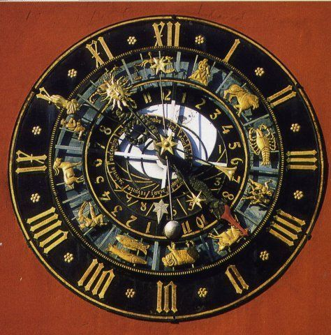 Horloge et temps 93115yhb